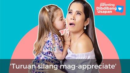 How Pokwang Makes Sure Malia Doesn't Grow Up Entitled   Smart Parenting