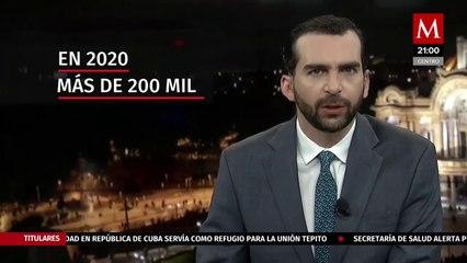 Milenio Noticias, con Alejandro Domínguez, 30 de julio de 2021