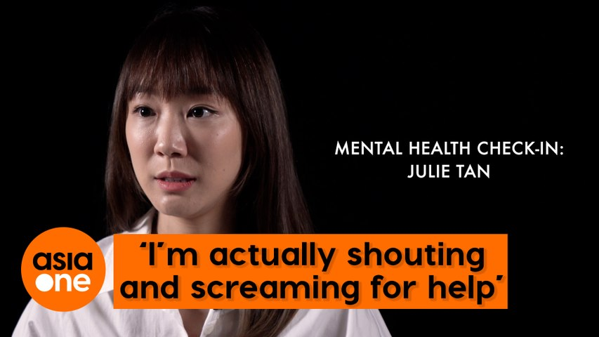 Julie Tan on her mental health journey: It's not just a tantrum, I'm actually shouting and screaming for help