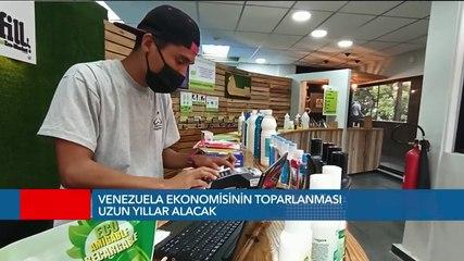 Venezuela'da Ekonomik Toparlama Yıllar Alabilir