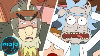 Top 10 Most Unexpected Deaths in Animated Shows