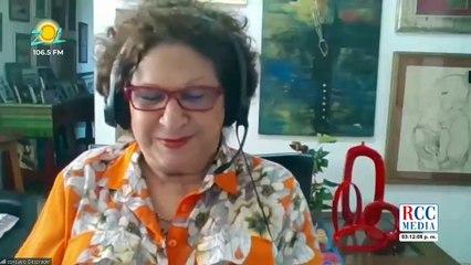 Anibal: A Martine Moise viuda de fallecido Jovenel la han manejado como una figura presidenciable