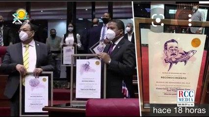 Millizen: Senadores, bájenle al circo, pueblo demanda pan; comenta caso Yvan Lorenzo