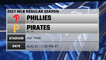Phillies @ Pirates Game Preview for AUG 01 -  1:05 PM ET