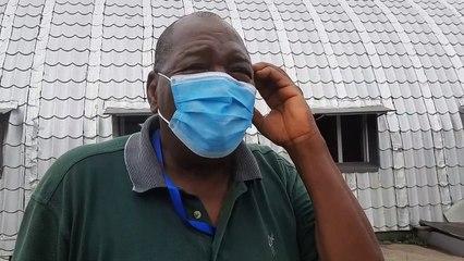 Ben Traoré guéri de covid-19 témoigne sur les conditions de confinement au centre de Gbessia