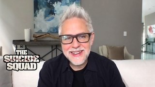 James Gunn - The Suicide Squad punk rock & Stallone interview vost