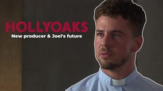 Rory Douglas-Speed on show's new producer and Joel's future