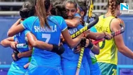 Tokyo Olympics: India stun Australia to reach Women's Hockey semifinals