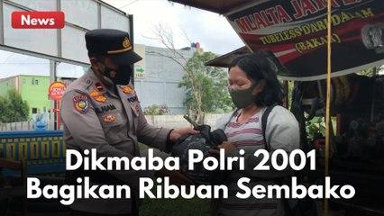 LULUSAN DIKMABA POLRI 2001 POLDA RIAU BAGIKAN 2001 SEMBAKO !!