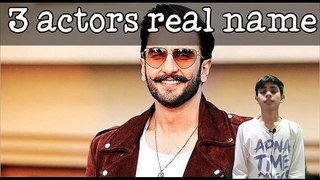 3 Bollywood actors real name | salman khan real name | Hrithik Roshan and Ranbir Singh real name |    actors real name famous actor real name Ranbir Singh Hrithik Roshan salman khan new bollywood fact new very interesting fact   #facts #newfacts #interest