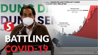 Khairy: Covid-19 infection peak may hit Klang Valley in a week