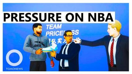 新疆棉議題延燒 NBA球星因代言陷入兩難之中