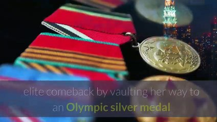 MyKayla Skinner Becomes Olympic Silver Medalist On Vault