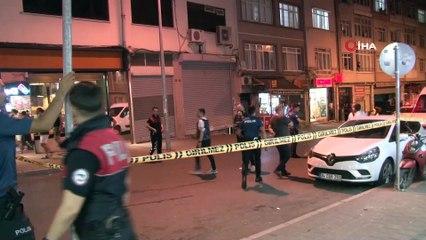 Fatih'te rehine krizi: 2 çocuğunu rehin aldı, pencereden rastgele kurşun yağdırdı