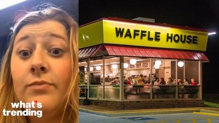 One Waffle House Brawl Goes Viral on TikTok