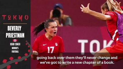 We knew Canada could match USA - coach Priestman