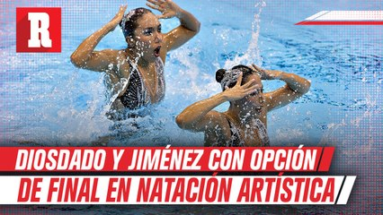 Nuria Diosdado y Joana Jiménez mantuvieron con vida sus opciones de acceder a la Final de Tokio