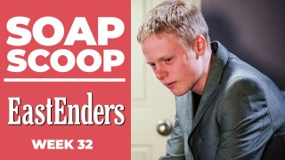 EastEnders Soap Scoop! Bobby left devastated