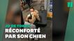 Après des JO de Tokyo cauchemardesques, Simon Geschke consolé par son chien