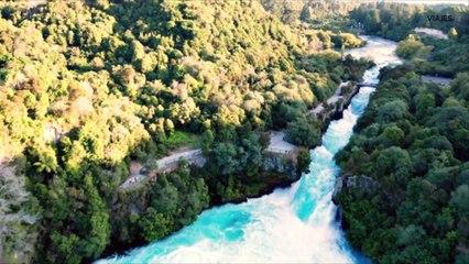 Maravilas naturales de Nueva Zelanda