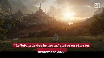 """La série """"Le Seigneur des Anneaux"""" arrivera en 2022"""