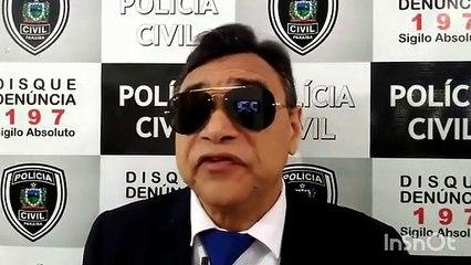 Jovem de 18 anos é preso em operação da Polícia Civil de Cajazeiras por roubos e furtos na região