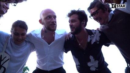 Claudio Capéo et son équipe débordent d'énergie - Brive Festival