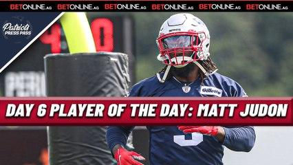 DAY 6 PLAYER OF THE DAY: LB Matt Judon