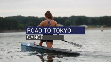Road To Tokyo Canoe