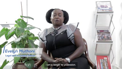 Our employees have talent - Evelyn Muthoni