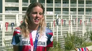 Hodgkinson: Breaking British track record is quite something