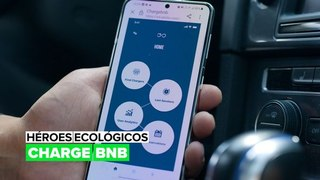Héroes ecológicos: ChargeBnB