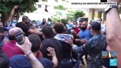 Explosion à Beyrouth : un an après, les familles de victimes réclament justice