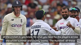 England missing red ball preparation following collapse against India - Trescothick