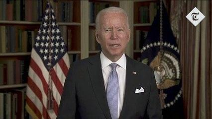 Biden pledges $100m of humanitarian aid to Lebanon on one year anniversary of Beruit blast