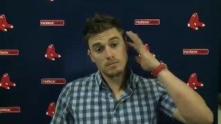 Kike Hernandez Postgame Press Conference | Red Sox vs Tigers 8-4