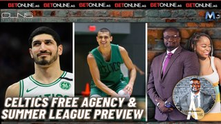 Celtics Free Agency & Summer League Preview | A-List Podcast w/ A Sherrod Blakely