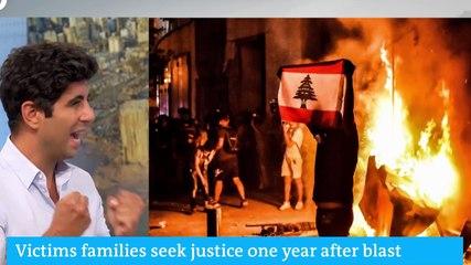 Beirut blast- What has changed during this year