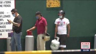 Gaseros levantan paro y reanudan distribución de gas LP en el Valle de México