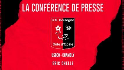 [NATIONAL] J1 Conférence de presse avant match USBCO - Chambly