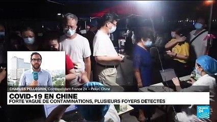 Covid-19 en Chine : hausse des contaminations et restrictions de déplacement