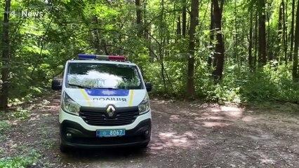 Belarus opposition activist found dead in Ukraine park
