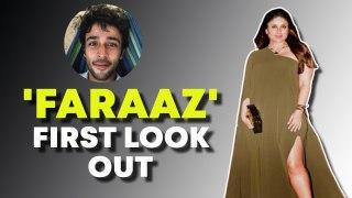 Kareena Kapoor shares cousin Zahan's debut movie 'Faraaz' first look