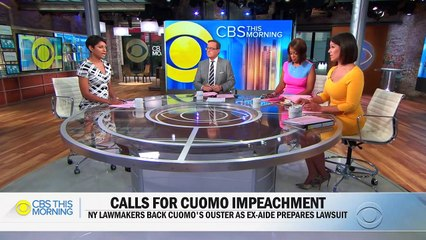 New York Governor Andrew Cuomo facing new probes in fallout over state AG's report