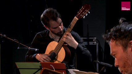 Mathias Duplessy : Quatuor de guitare en ré mineur III. Presto