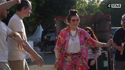 Immersion dans l'atmosphère d'Hoshi et son équipe - Brive Festival