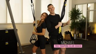 Three Exercises to Get Your Legs Burning With TRX Straps