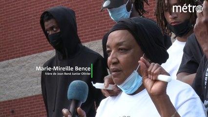 «Au lieu de m'aider, on a abattu mon fils»: Marie-Mireille Bence, mère de Jean René Junior Olivier