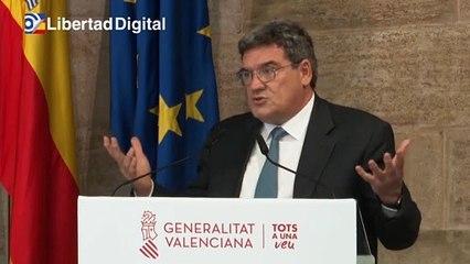 """El Gobierno sobre el impuesto que pide Puig para Madrid: """"Tiene mucho recorrido""""."""