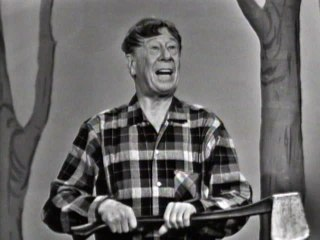 Bert Lahr - The Song Of The Wood Chopper